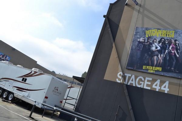 Plateau de tournage Universal Studios Hollywood