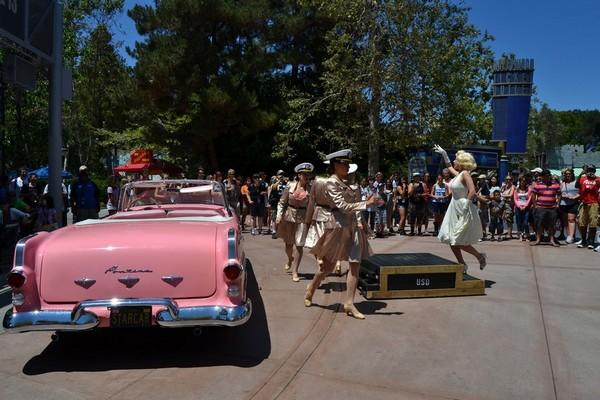 Marilyn Monroe Universal Studios Hollywood