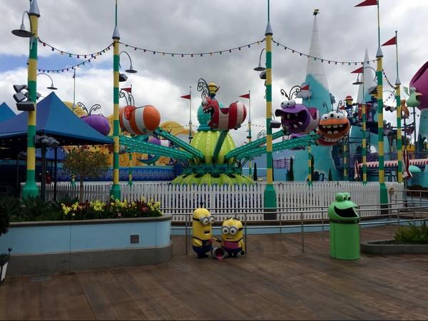 Super Silly Fun Land Universal Studios Hollywood