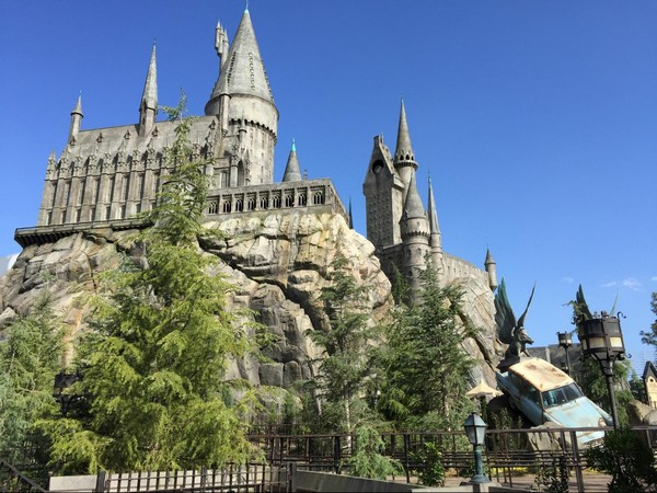 Poudlard Universal Studios Hollywood