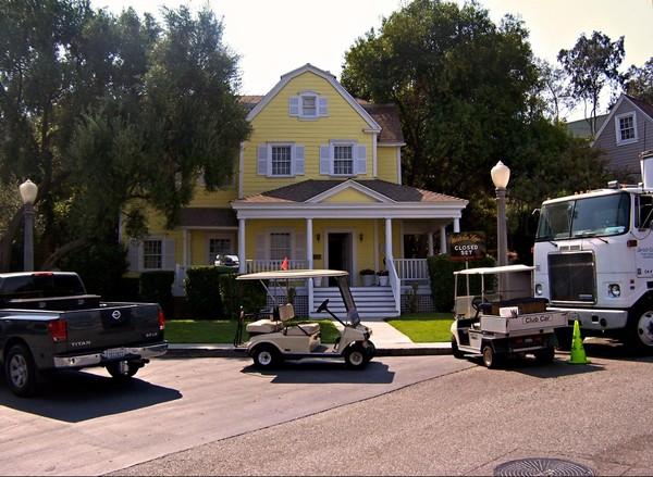 Wisteria Lane Universal Studios Hollywood