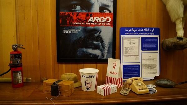 Argo Ben Affleck, 2012 Warner Bros Studios