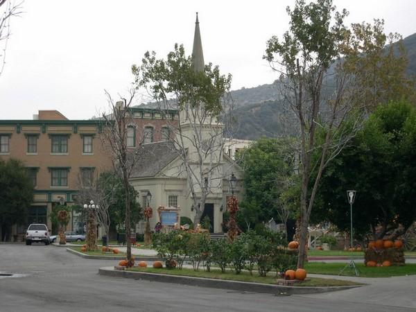 Warner Bros Studio Tour Hollywood