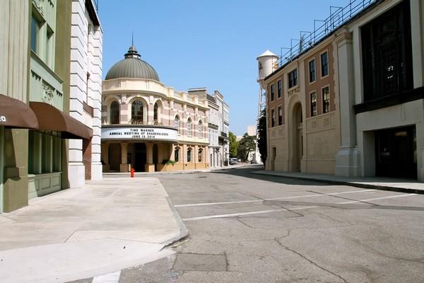 Visite studios Warner Bros Hollywood