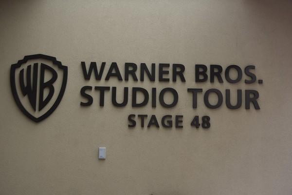 Stage 48 Warner Bros Studio Tour