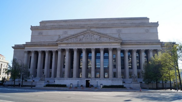 National Archives & Records Administration Washington DC