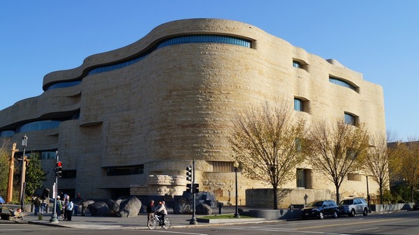 National Museum of the American Indian Washington DC