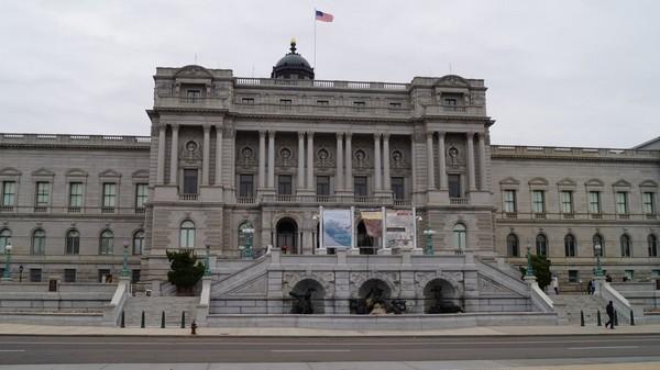 Library of Congress Washington DC