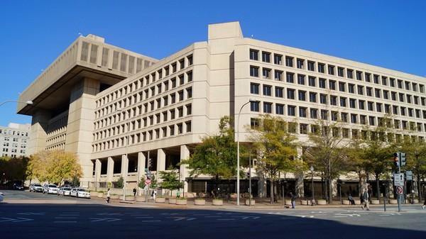FBI Building Washington DC