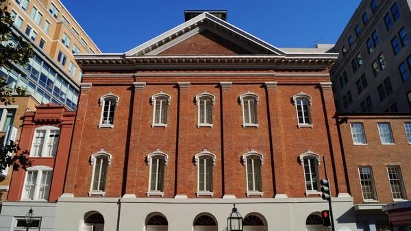 Ford's Theatre Washington DC