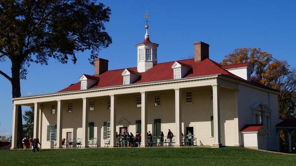 Georges Washington's Mount Vernon Estate