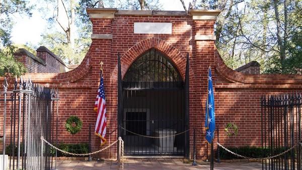 Tombe de Georges Washington au Mount Vernon