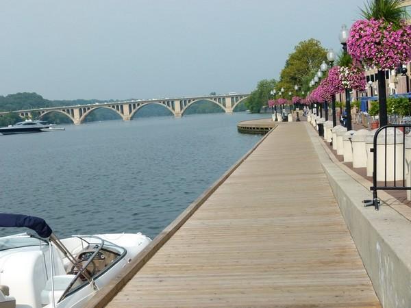 Le Waterfront de Georgetown