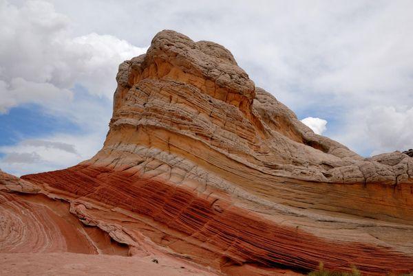 Lollipop Rock White Pocket Arizona