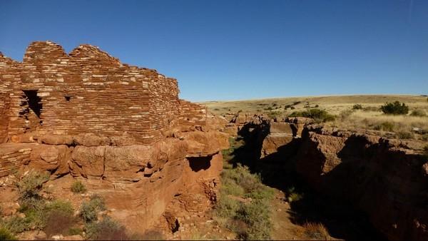 Lomaki Pueblo Wupatki National Monument
