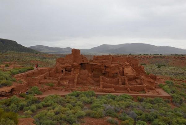 Wupatki Pueblo Wupatki National Monument